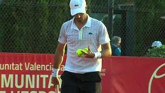 Tenis - Liga Mapfre de tenis masculino. 3ª Jornada, 2º partido. Desde Valencia