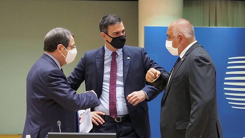 Los Veintisiete continúan por tercer día las negociaciones con pocas probabilidades de éxito