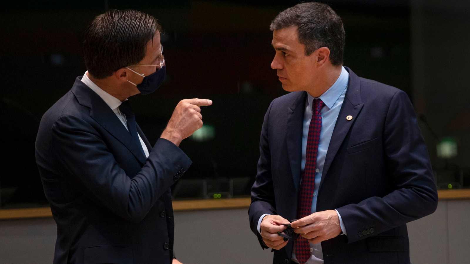 Los líderes europeos prorrogan las negociaciones un día más, incapaces de llegar a un acuerdo