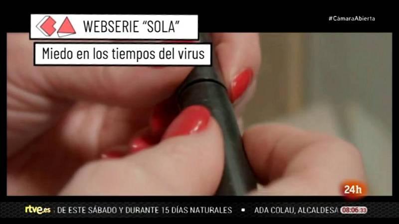 Cámara Abierta - Webserie sola: Miedo en los tiempos del virus