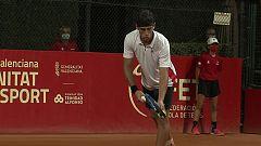 Tenis - Liga Mapfre de tenis masculino. 3ª Jornada, 3º partido. Desde Valencia