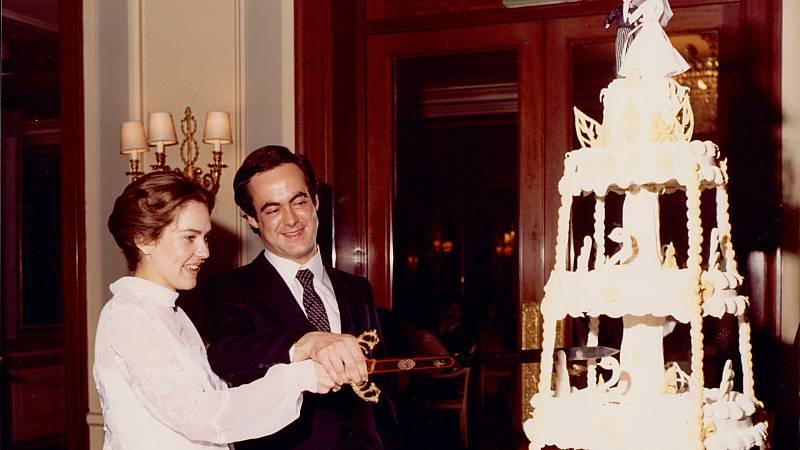 José Bono y Ana Rodríguez, un matrimonio muy unido