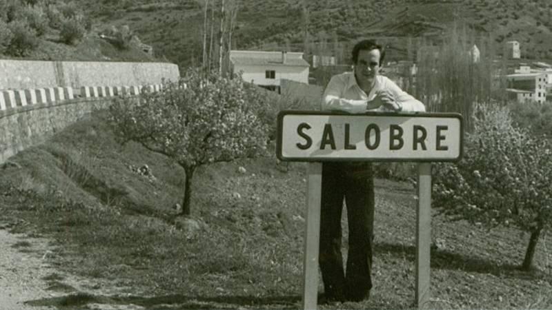 José Bono, uno más en Salobre, su pueblo