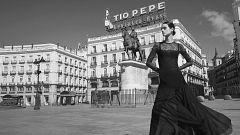 Madrid y Miriam Sánchez, protagonistas del nuevo número de Vogue