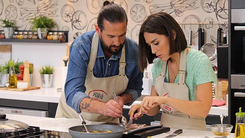 Cocina al punto con Peña y Tamara - La caballa de Isla Cristina - ver ahora