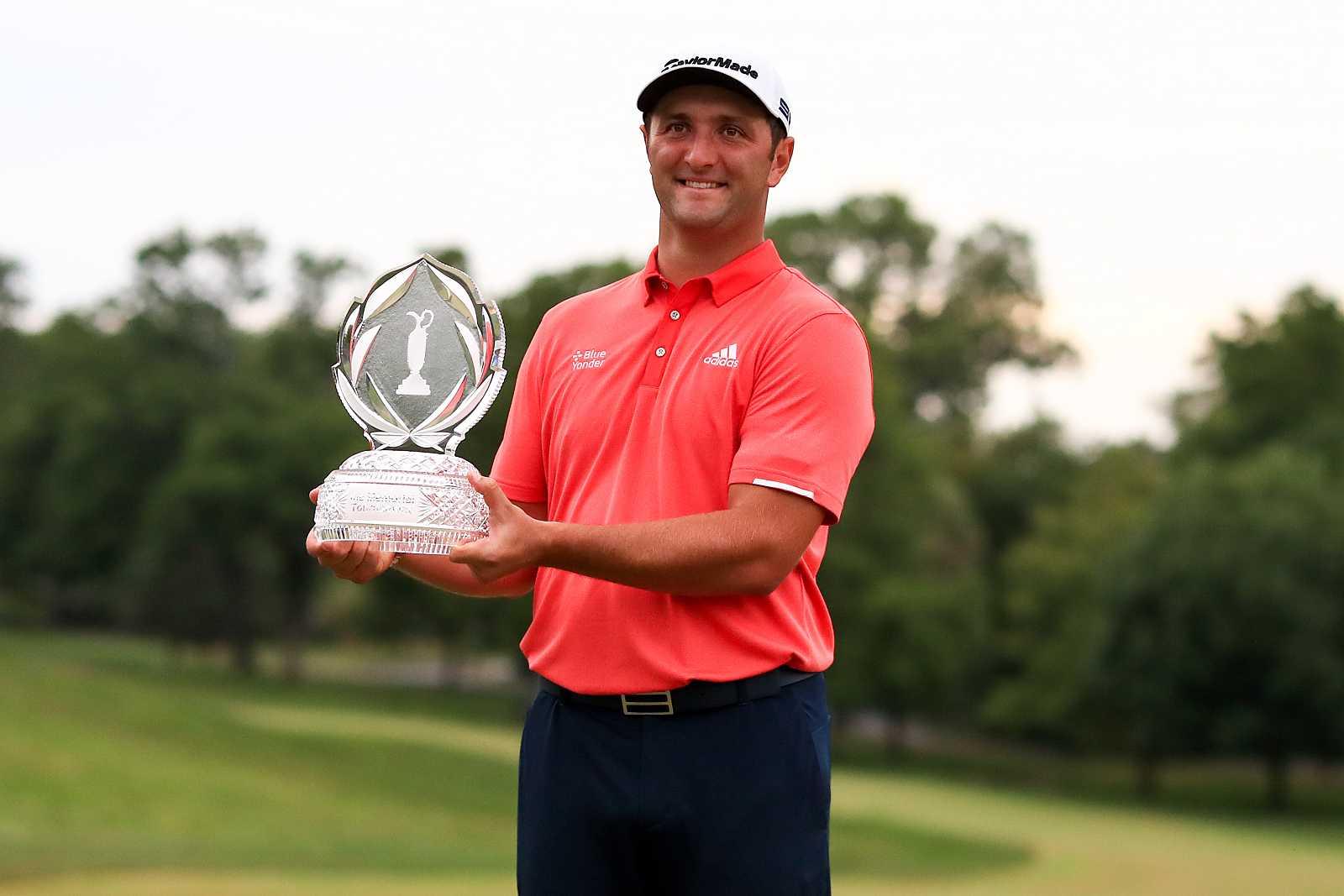 Jon Rahm entra en la historia del golf
