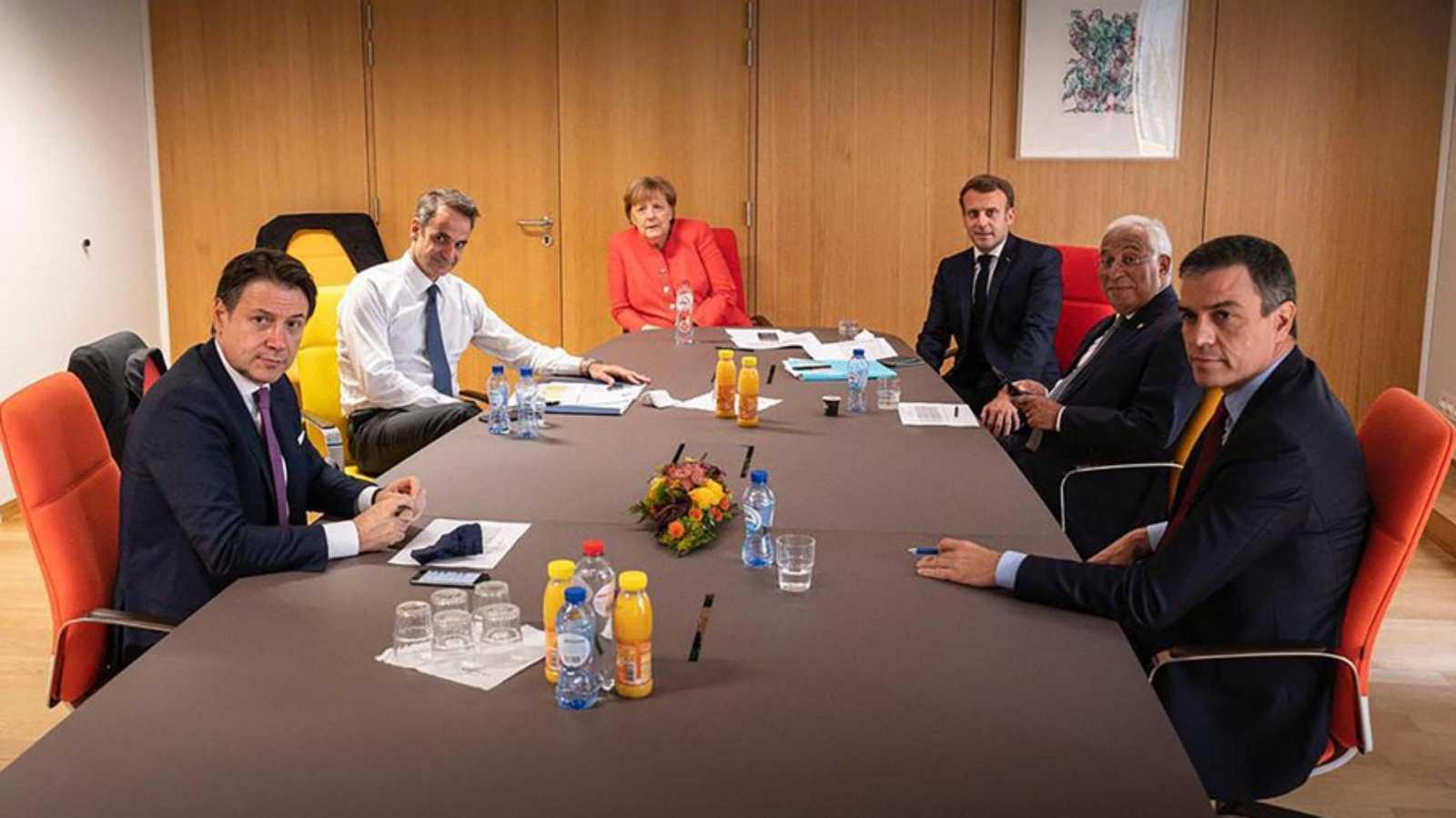 Michel lanza una nueva propuesta a los líderes europeos y asegura que el acuerdo está más cerca