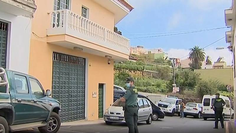 Asesinada una mujer presuntamente por su pareja en Santa Úrsula, Tenerife