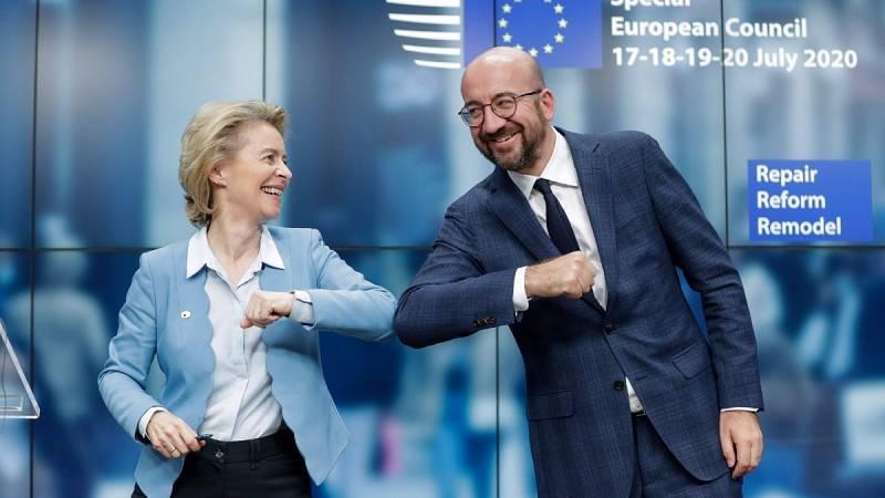 Los Veintisiete cierran un acuerdo histórico para la recuperación de la UE tras la pandemia