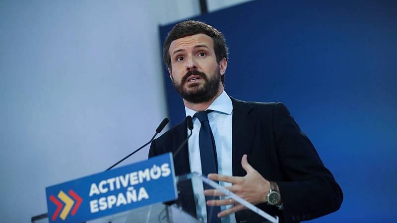 Satisfacción en la oposición y los agentes sociales por el acuerdo europeo