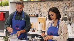 Cocina al punto con Peña y Tamara - El pan de Villanubla