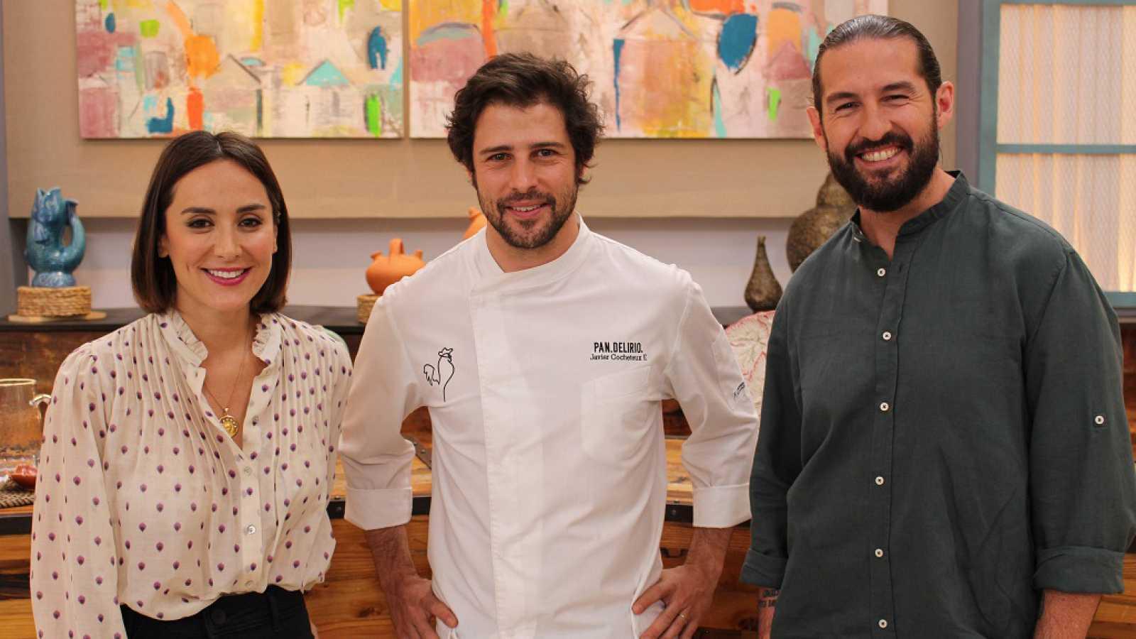 Javier Cocheteux en 'Cocina al Punto'