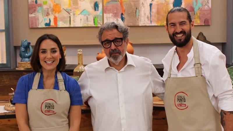 El chef Juanjo López en 'Cocina al Punto'
