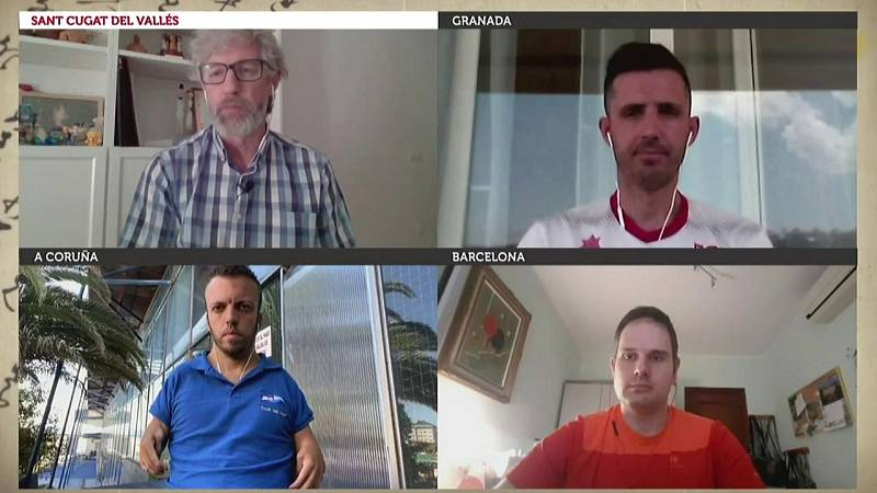 Objetivo Tokio - Programa 97: Jordi Morales, José Manuel Ruiz y Alberto Seoane - ver ahora