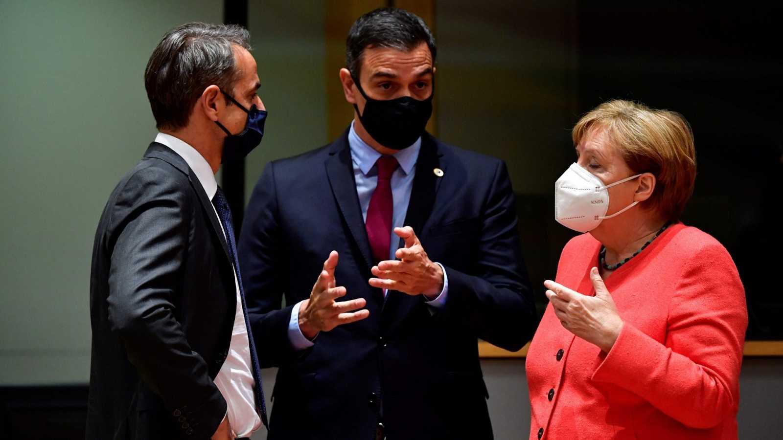 Las claves del histórico acuerdo financiero de la UE contra el coronavirus