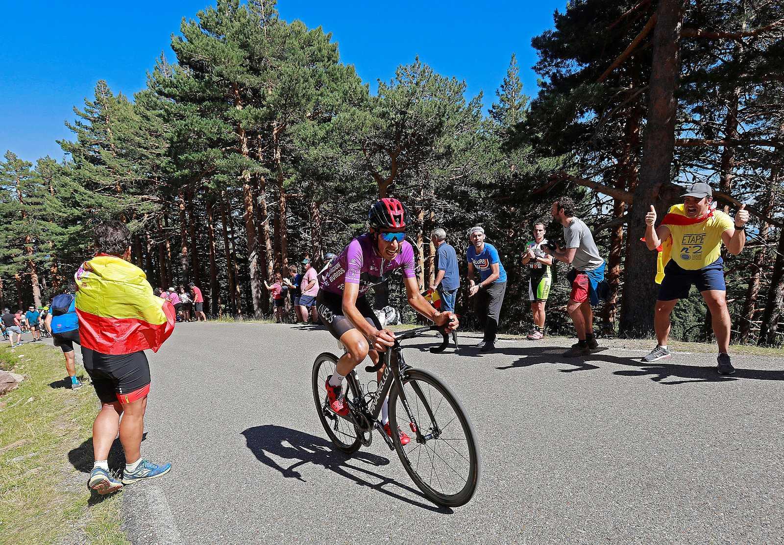 El ciclismo vuelve en la Vuelta a Burgos