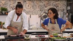 Cocina al punto con Peña y Tamara - La chufa