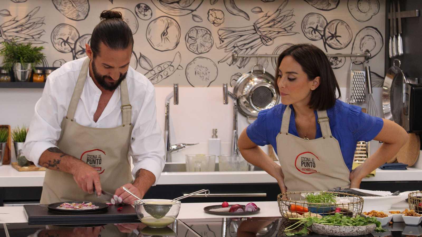 Cocina al punto con Peña y Tamara - La chufa - ver ahora