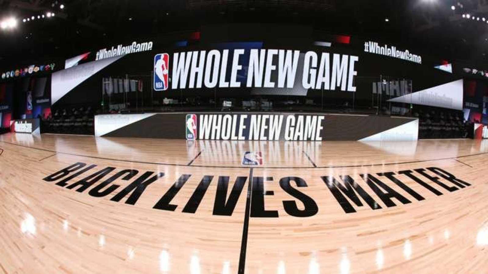 """La NBA da a conocer el campo de juego de la """"burbuja"""" donde estará Ricky Rubio"""