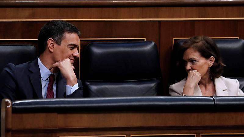 El Congreso rechaza las medidas sociales para la recontrucción y aprueba las de Sanidad, Economía y UE