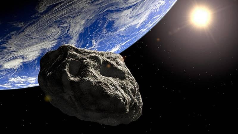 """La NASA advierte de que un asteroide """"potencialmente peligroso"""" pasará cerca de la Tierra este viernes"""