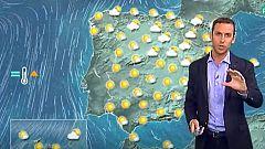 La Aemet prevé un ascenso térmico en el sur y centro de la península, y fuertes tormentas en Pirineos