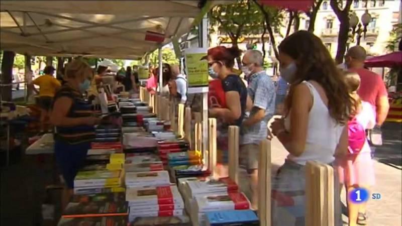 L'Informatiu - Sant Jordi d'estiu descafeïnat