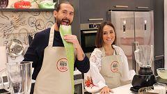 Cocina al punto con Peña y Tamara - El aloe