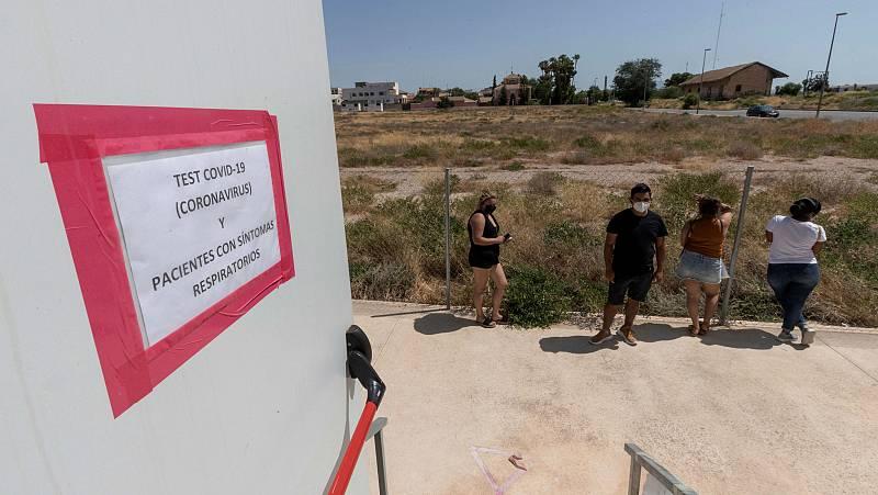 Totana (Murcia) retrocede a Fase 1 por el aumento de contagios