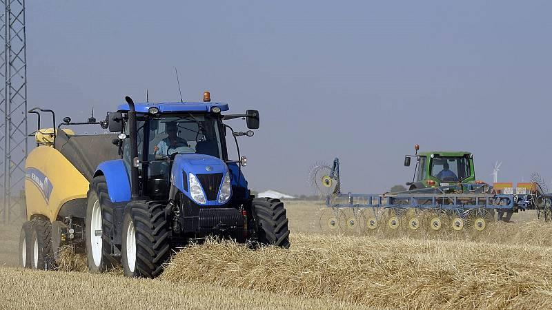 Las organizaciones agrarias denuncian que la nueva PAC es insuficiente