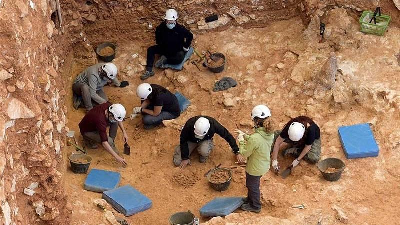 Hallan evidencias de presencia humana en Atapuerca hace unos 600.000 años