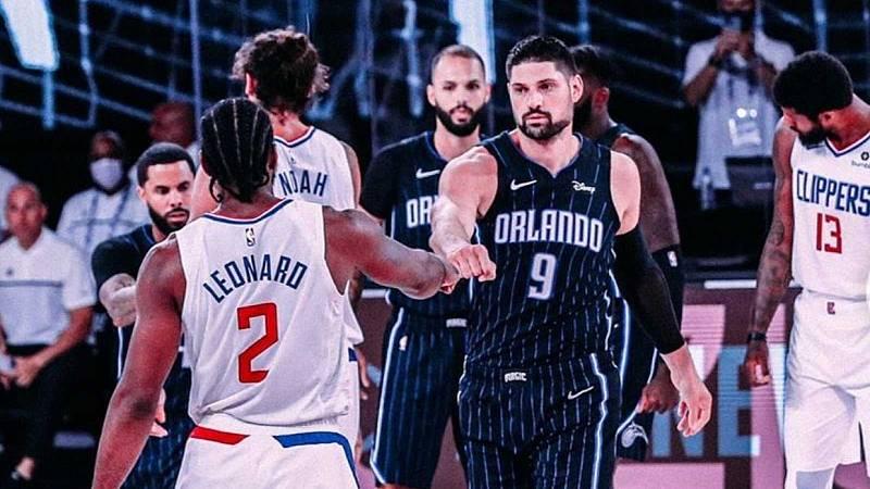 La NBA vuelve a la acción con cuatro amistosos previos al reinicio