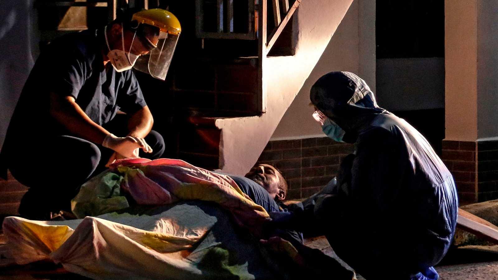La pandemia agrava el hambre en Latinoamérica