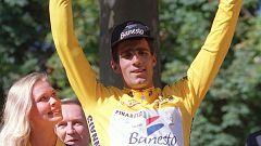 """Indurain repasa sus cinco Tours 25 años después: """"Mi gran rival era la montaña"""""""