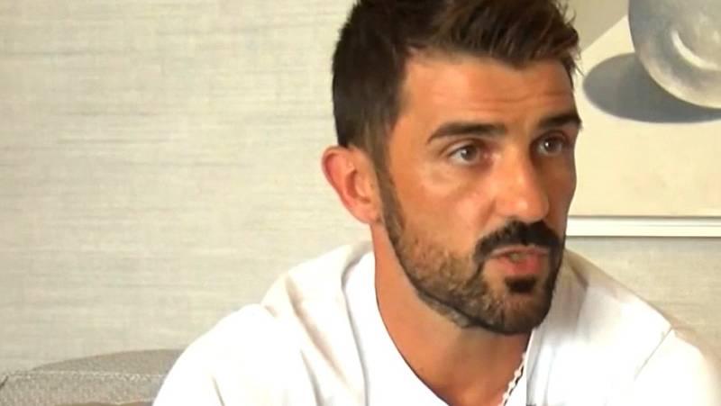 David Villa niega las acusaciones de acoso