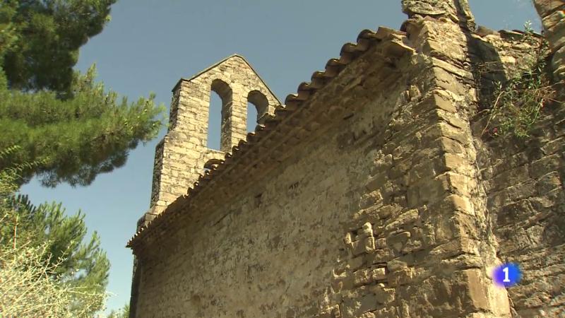 La Generalitat de Cataluña publica el mapa de las 3.700 fincas que la Iglesia habría registrado a su nombre