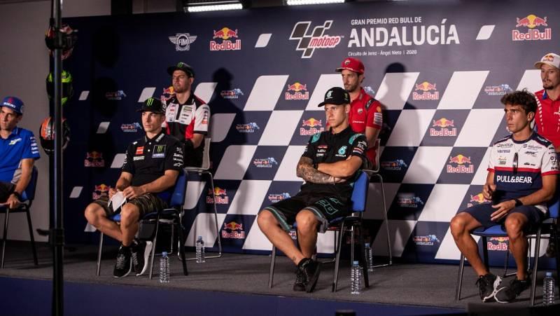 Los rivales de Márquez se alegran de su recuperación y quieren volver a competir con él