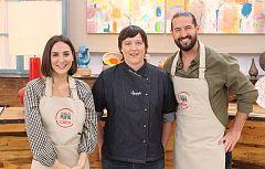 La chef Rebeca Hernández en 'Cocina al Punto'