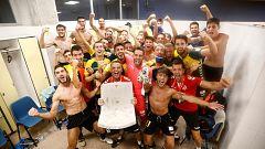 Semifinales de ascenso a Segunda: Cultural Leonesa 2 - 2 Sabadell