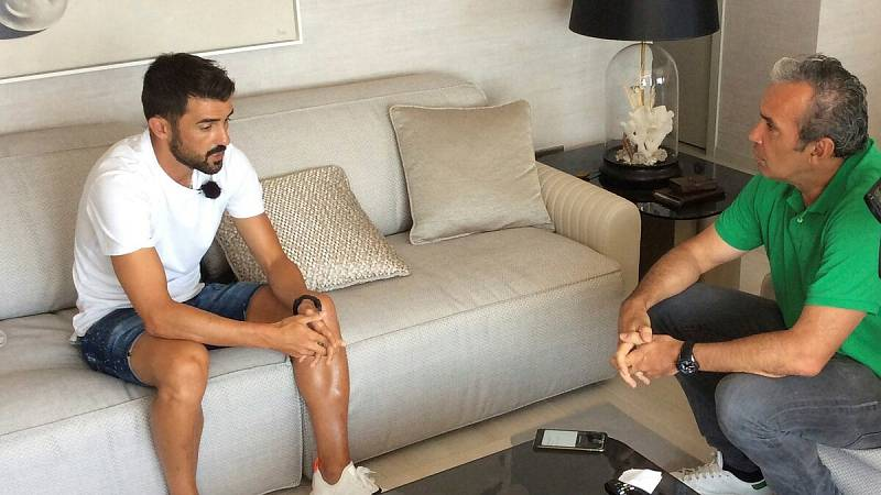 """Vídeo: Villa asegura estar viviendo una """"pesadilla"""" y espera que """"se aclare cuanto antes"""""""