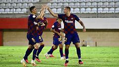 Semifinales de ascenso a Segunda: Barcelona B 1 - 1 Badajoz