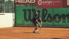 Tenis - Liga Mapfre Valor - Prueba Cornellá