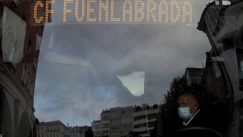 Vídeo: La Fiscalía de A Coruña investigará el viaje del Fuenlabrada