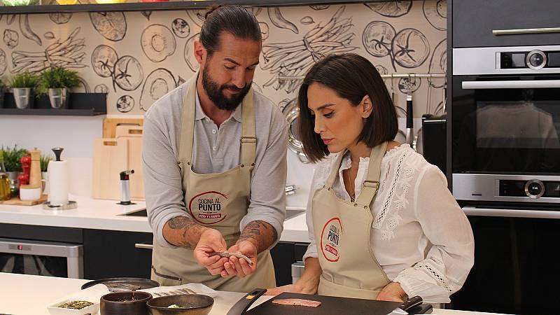 Cocina al punto con Peña y Tamara - Las cerezas de Sierra Nevada - ver ahora