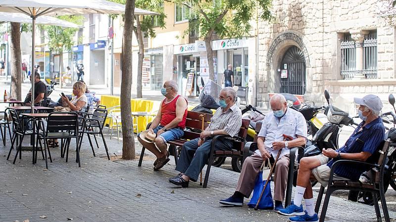 Aragón, Navarra y Cataluña, las comunidades con más rebrotes