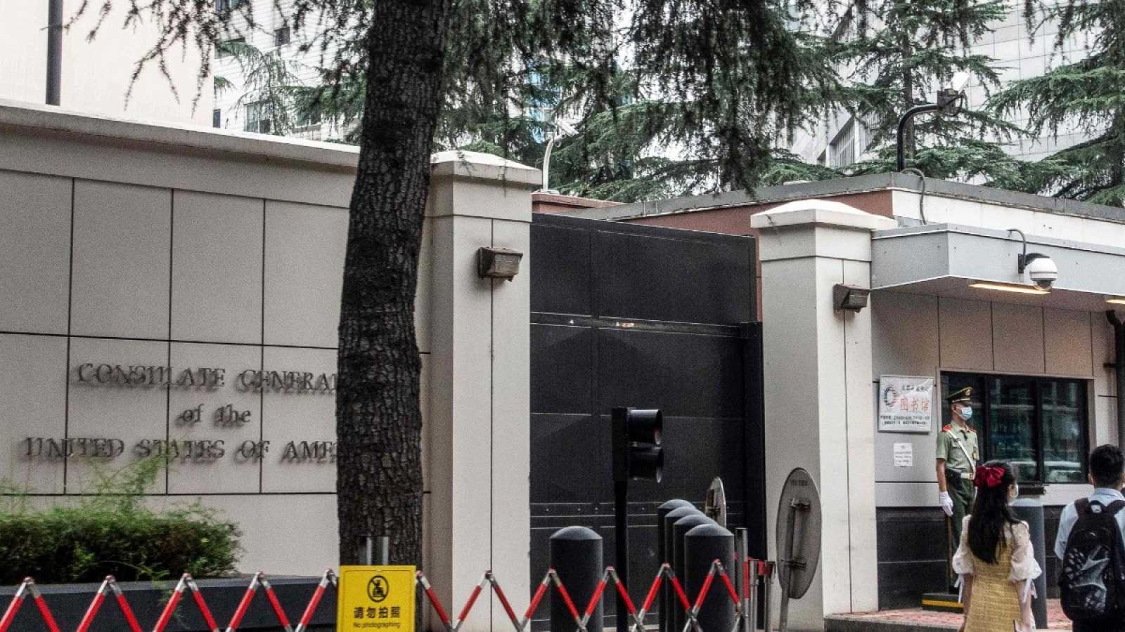 China ordena el cierre del consulado de EE.UU. en Chengdu tras la clausura del suyo en Houston