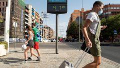 Nueva alerta naranja en el valle del Guadalquivir por altas temperaturas