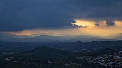 Posibilidad de tormentas localmente fuertes en el Pirineo Catalán