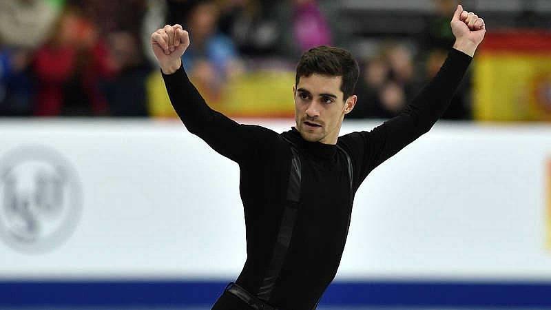 Álvarez café - Programa 9:  Javier Fernández. Campeón del mundo y de Europa de patinaje  - ver ahora
