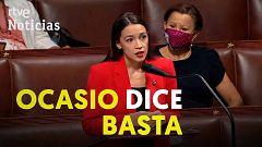 El discurso de Alexandria Ocasio-Cortez contra el machismo